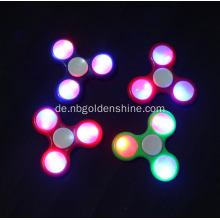 Hand Spinner Glow In The Dark Mit Led